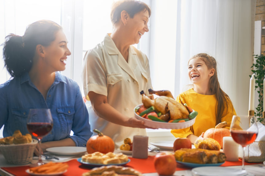 Four Reasons to be Thankful for Your Teeth This Thanksgiving Cosmetic and Family Dentistry of Las Colinas