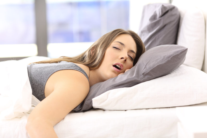 How to Prevent Dry Mouth While Sleeping | Cosmetic & Family Dentistry of Las Colinas