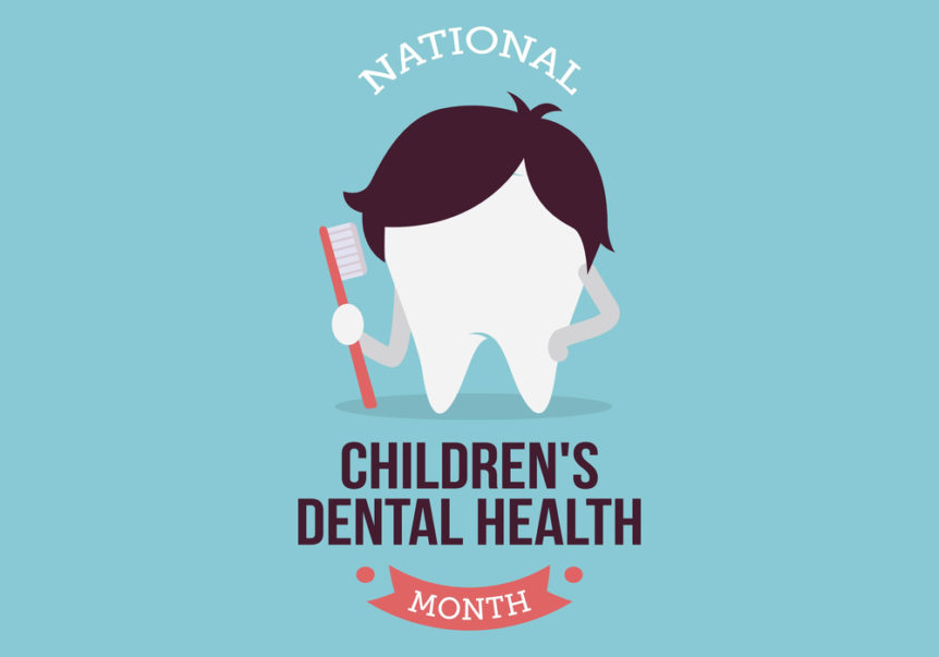 National Children's Dental Health Month | Cosmetic & Family Dentistry of Las Colinas