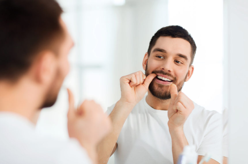 The Importance of Flossing Your Teeth | Cosmetic & Family Dentistry of Las Colinas