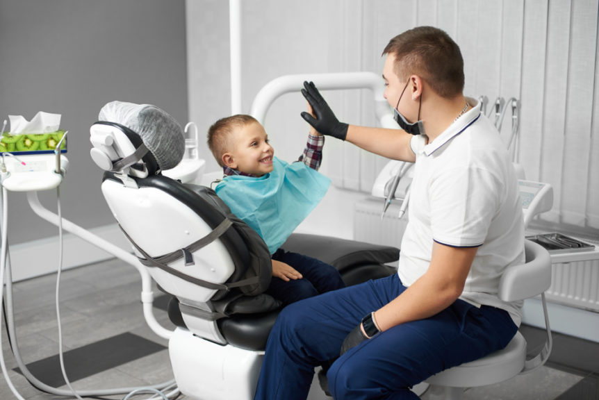 What to Expect at Your Child's First Dental Visit? Cosmetic and Family Dentistry of Las Colinas