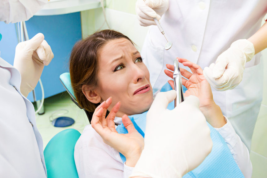 How to Ease Dental Anxiety - Cosmetic & Family Dentistry of Las Colinas