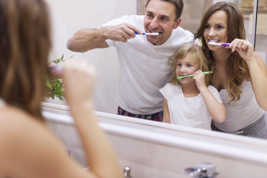 How to Properly Brush Your Teeth - Cosmetic & Family Dentistry of Las Colinas