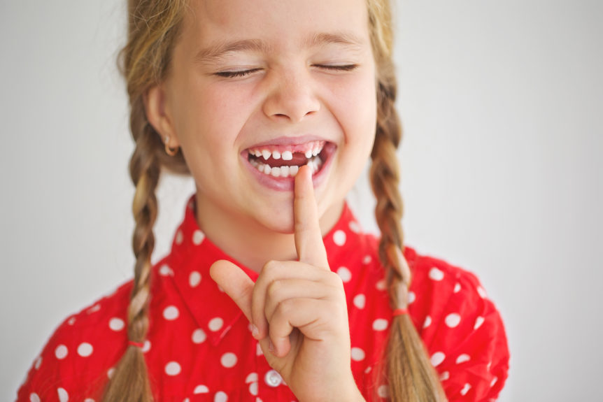 What to Do When Your Child is Losing Baby Teeth - Cosmetic & Family Dentistry of Las Colinas